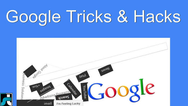 Google tricks | Top 12 Hidden tricks that blow your mind