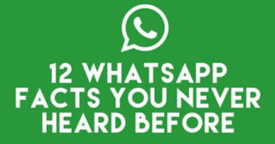 Interesting facts about Whatsapp