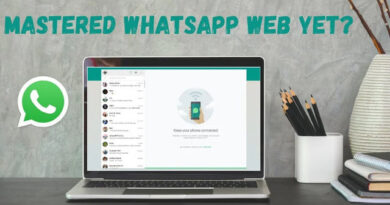 how top use whatsapp in computer