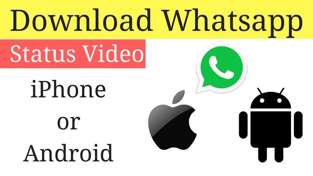 Whatsapp status download | Two Ways to download whatsapp status