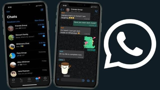 darkmode whatsapp