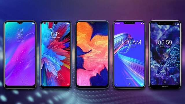 Best Mobile Phones Under 10,000 in India [October 2020]