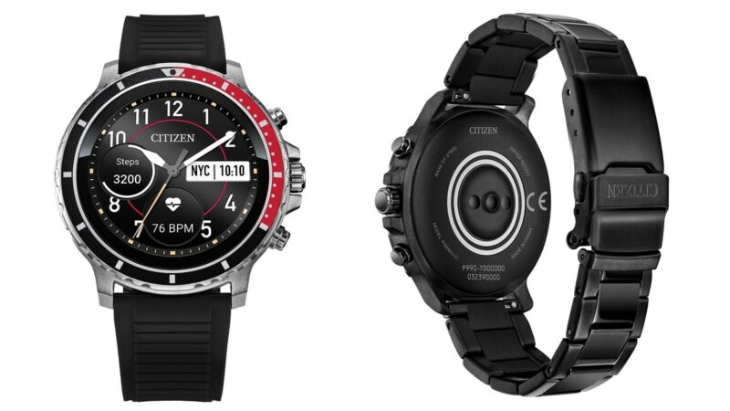 Citizen CZ Smart smart watch Price, specifications and features
