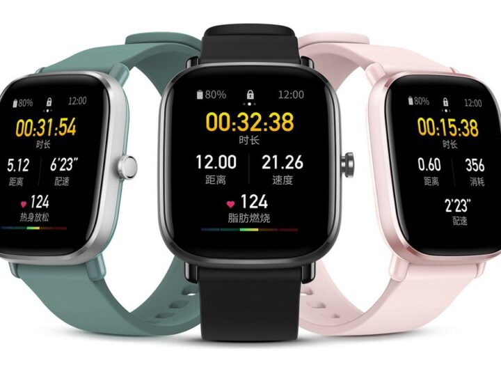 Amazfit GTS 2 mini, Amazfit Pop Pro smartwatches Price and specifications