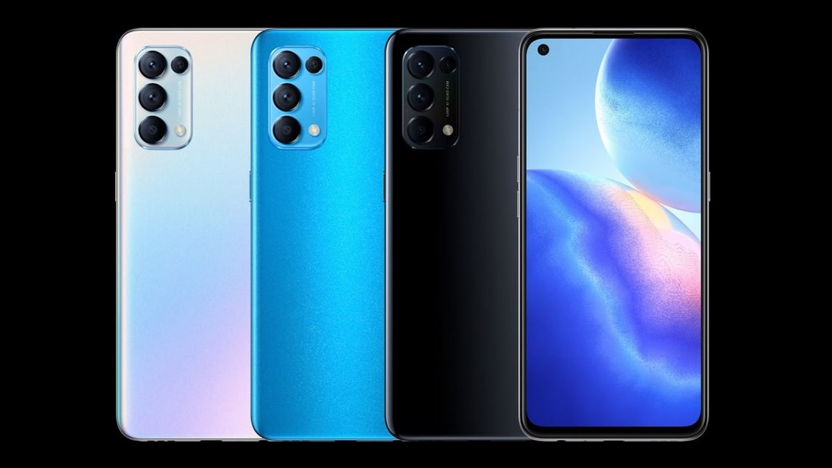 Oppo Reno 5 5G, Oppo Reno 5 Pro 5G Price and specifications