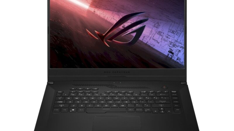 Asus ROG Zephyrus G15 GA503QS Laptop with Ryzen 5000 Series CPU Surfaces Price and Specifications