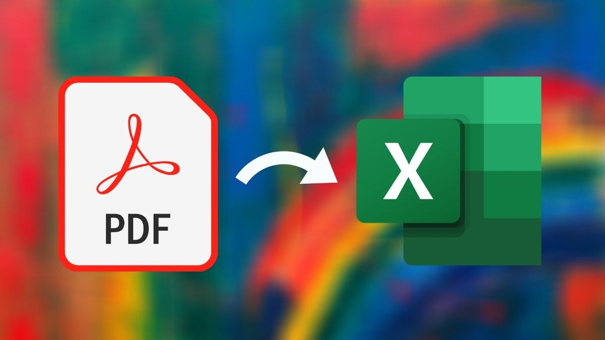 PDF to Excel: How to Convert PDF to XLS or XLSX on Computer, Phone