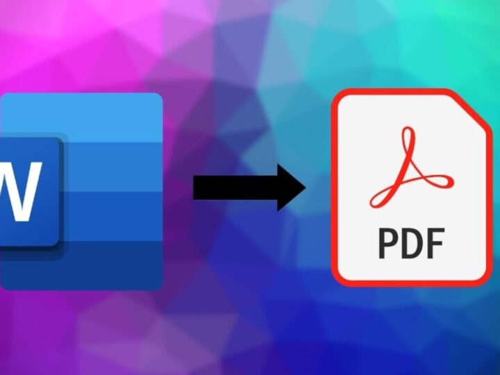 How to Convert Word to PDF for Free
