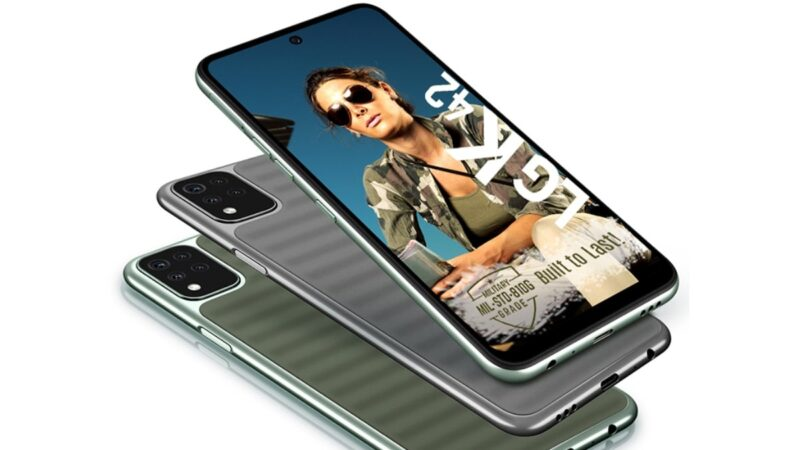 LG K42 Price and specifications:  military-grade build, 4000mAh battery launched in India
