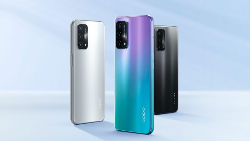 Oppo A93 5G price and specifications: Snapdragon 480 SoC, triple rear cameras