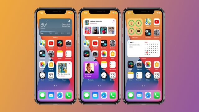 iOS 14: How to add widgets to the home screen