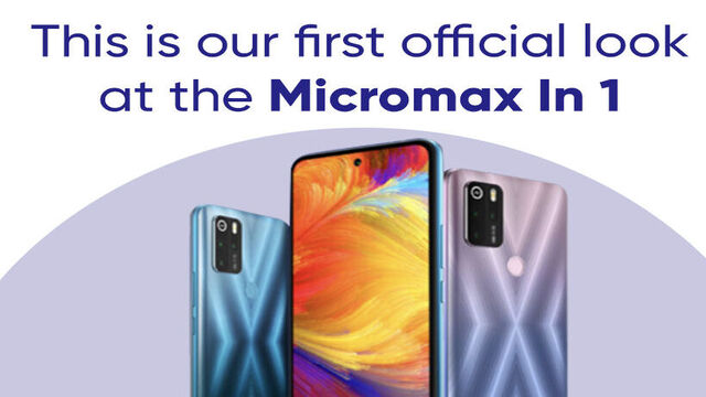 Micromax In 1 Price, Specification and Features | MediaTek Helio G80 SoC, 5000 mAh Battery