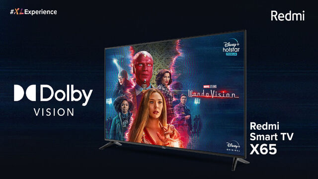 Redmi Smart TV X Series with Android Price and specifications