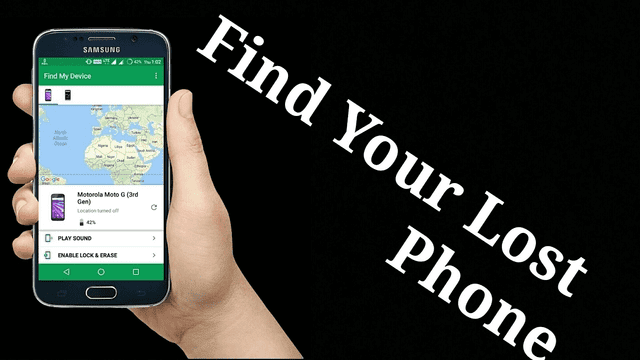 How to find your lost Android smartphone and wipe data remotely