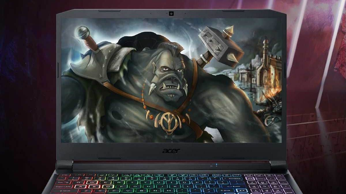 Acer Nitro 5 with 11th Gen Intel Tiger Lake CPU Laptop Price and specifications