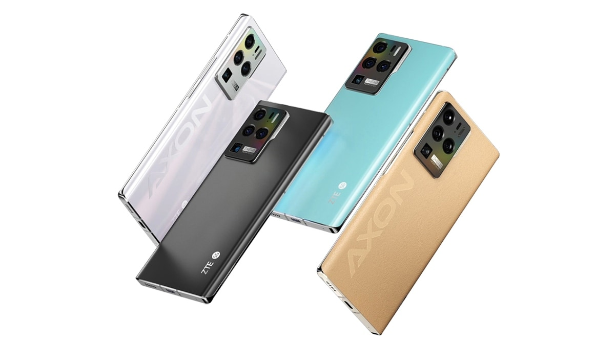 ZTE Axon 30 Ultra 5G, ZTE Axon 30 Pro 5G With Qualcomm Snapdragon 888 Launched: Price, Specifications