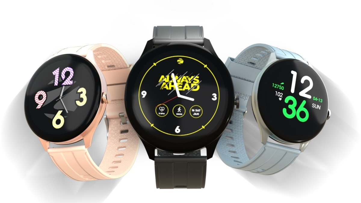 Zebronics Zeb-Fit2220CH Fitness Band With 8 Sports Modes, Dust and Water Resistance Launched in India