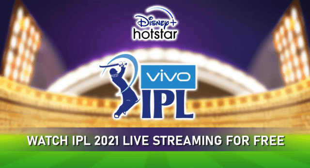 How to watch IPL 2021 live free in India