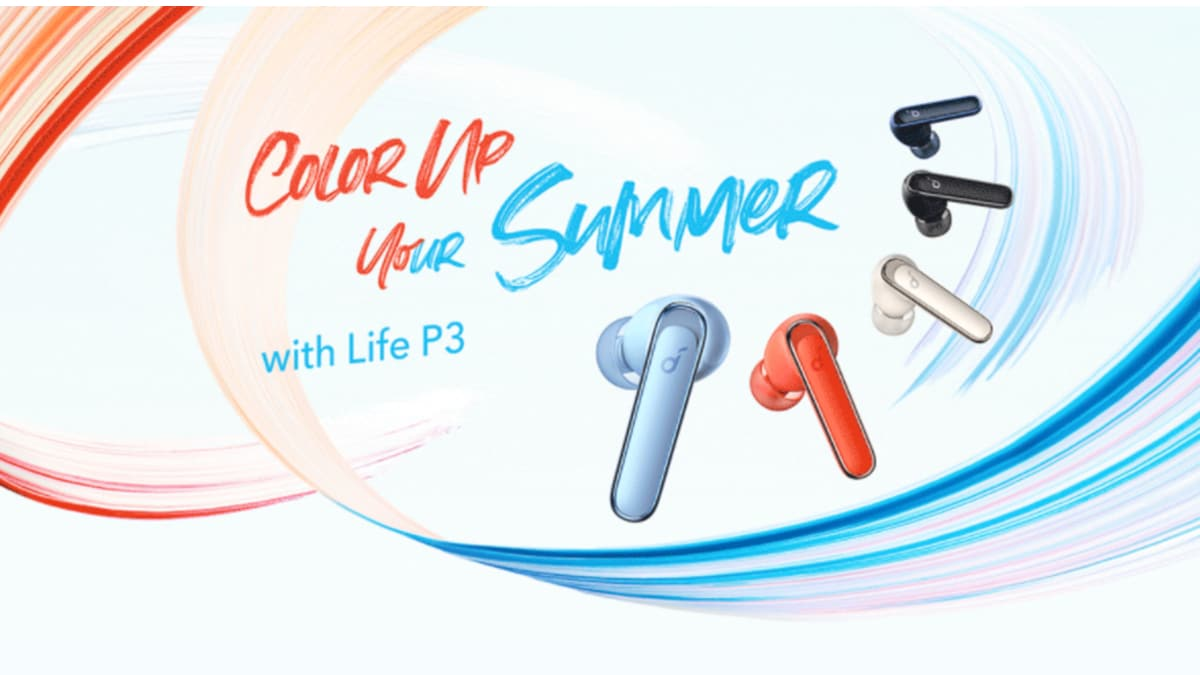 Anker Soundcore Life P3 TWS Earbuds With 6 Mics, Gaming Mode, and 35 Hours Playback Launched
