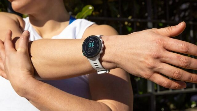 Garmin Forerunner 55 price and specifications