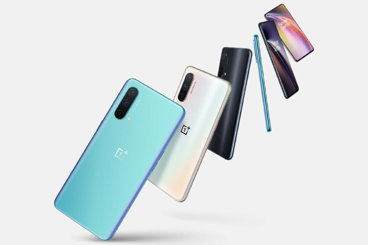 OnePlus Nord CE 5G With Snapdragon 750G SoC, 90Hz AMOLED Display Launched: Price in India, Specifications