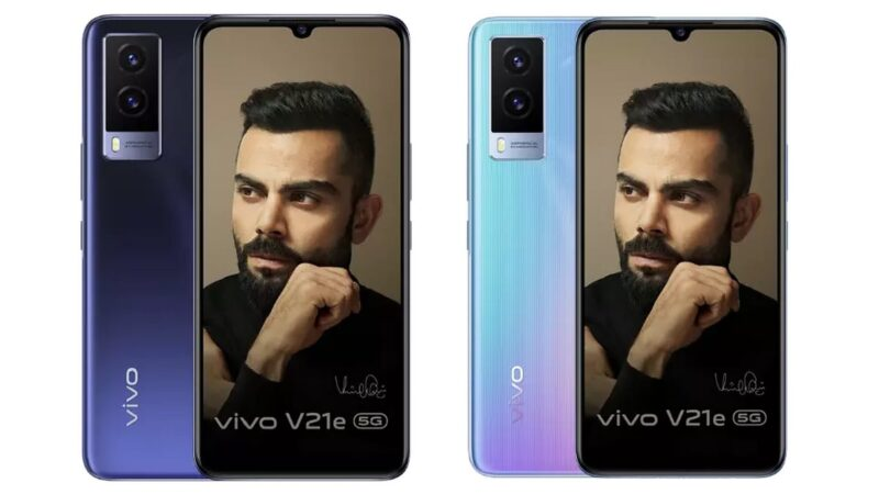 Vivo V21e 5G Price, Specifications and features