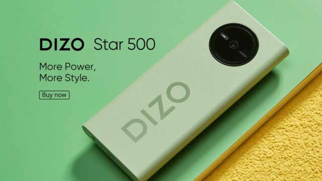 Dizo Star 500 Feature Phones price , specifications, review and features