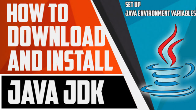 How to Download and Install Java JDK in Windows 10