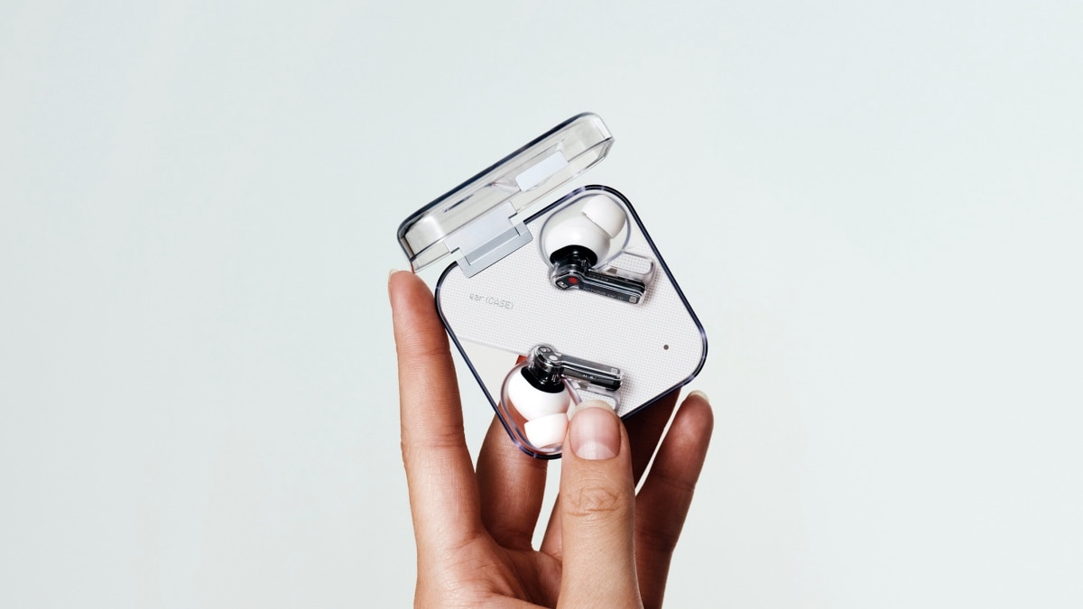 Nothing Ear 1 Transparent True Wireless Earphones Launched: Price in India, Specifications, Features, Availability
