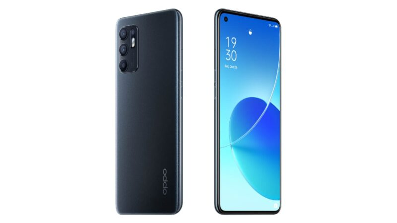 Oppo Reno 6 4G price and specifications