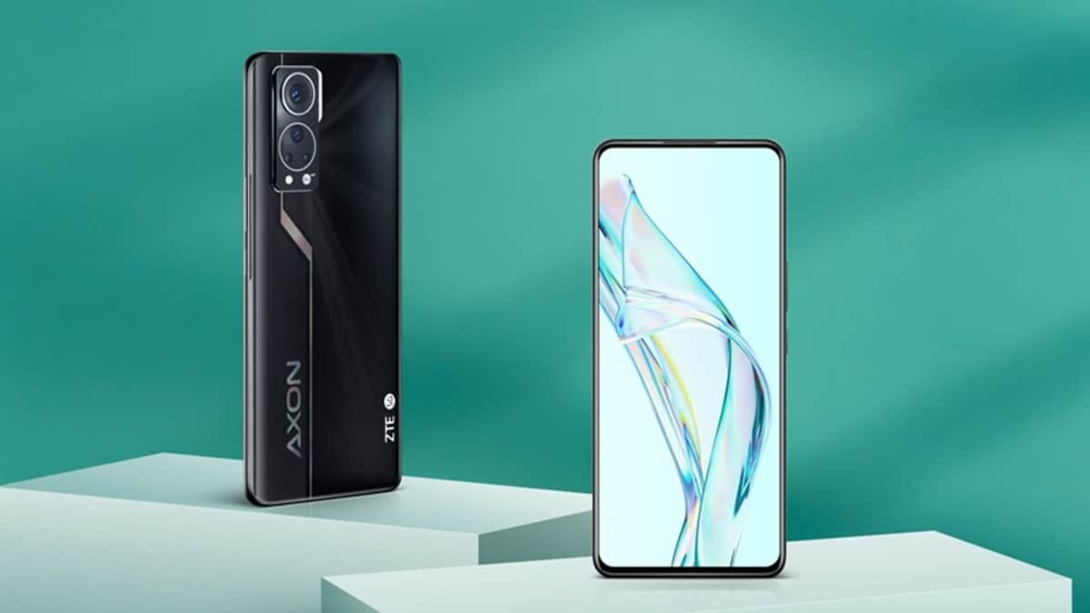 ZTE Axon 30 5G With Under-Display Selfie Camera, Snapdragon 870 SoC Launched: Price, Specifications